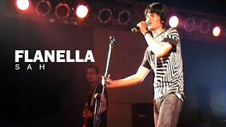 FLANELLA - Sah (live di acara Trisensa SMASGA Bondowoso)
