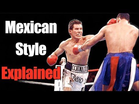 Julio Cesar Chavez Sr.'s Aggressive Pressure Style & Head Movement Explained - Technique Breakdown
