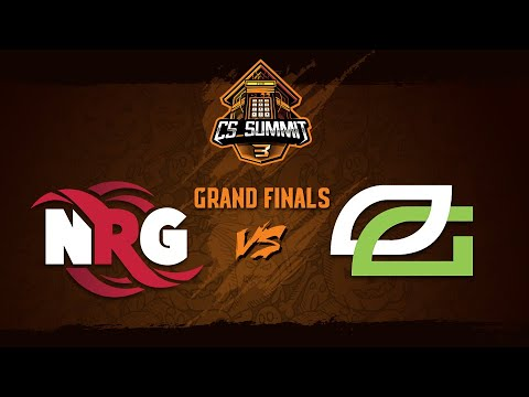NRG eSports vs OpTic Gaming - cs_summit 3 - Map 4
