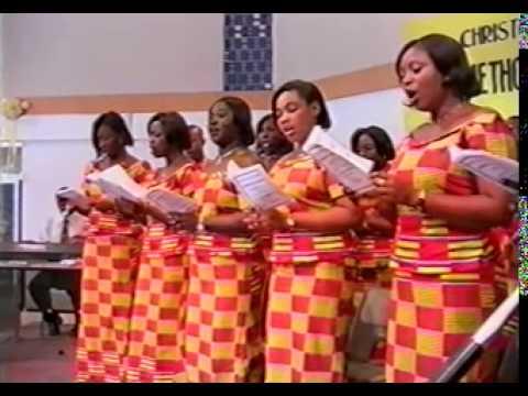 METHODIST EVANGEL CHOIR - GHANA