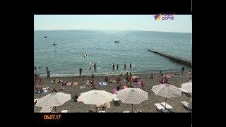 """Время новостей Сочи"" на maks-portal.ru (эфир от 06.07.17)"