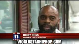 the real rick ross goes explaining he s suing rick ross to change his name hes a fake