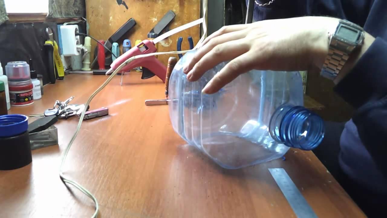 Фонарик из бутылки своими руками фото 262