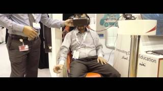GITEX 2015 - VR - VirtuDrive by RTA Dubai