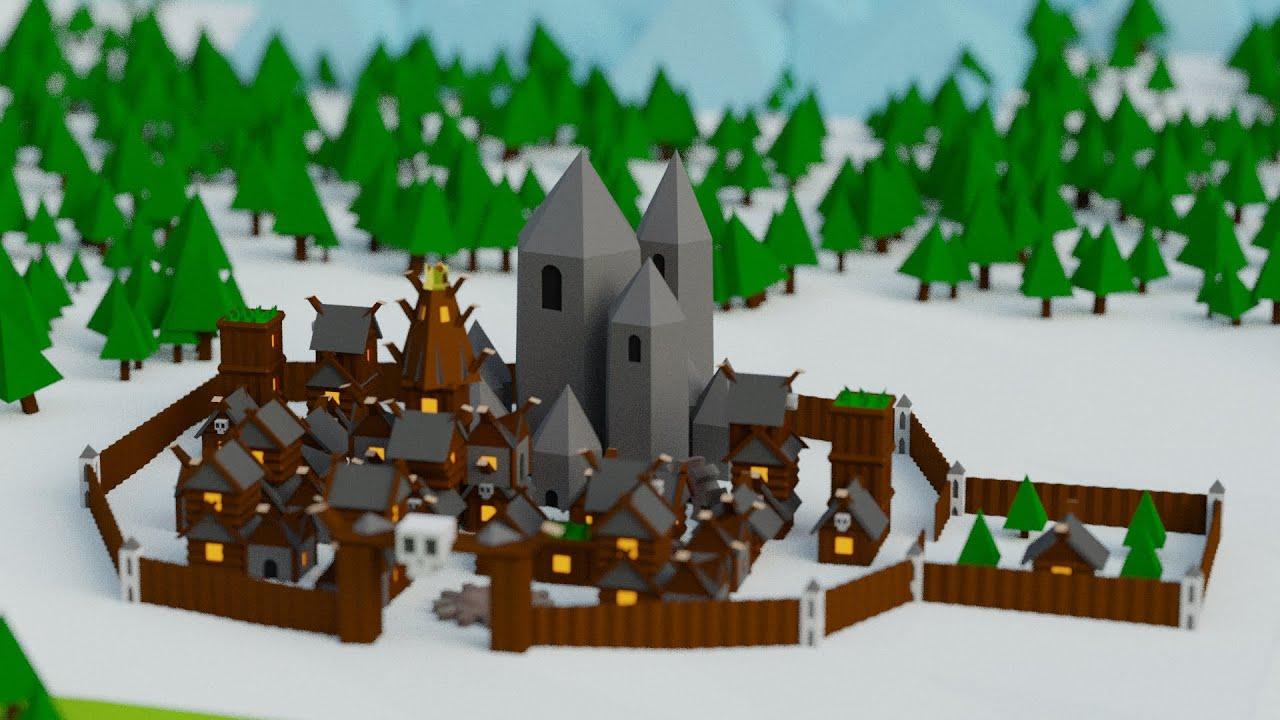 Game of Thrones Intro  - Battle of Polytopia