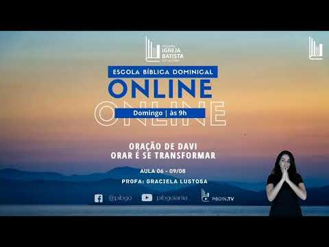 Culto de Oração - 05/08/2020