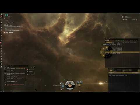 Eve Online - Distribution Mission Lvl4