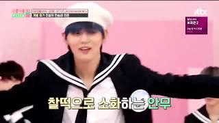 [IDOL ROOM] TXT Yeonjun's free style dance on Idol Room || EP.76