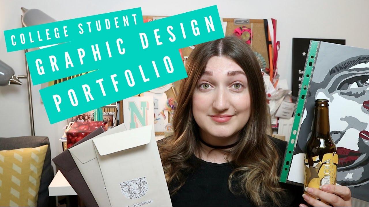 Graphic Design Portfolio Tips