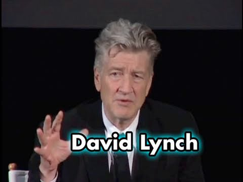 David Lynch on Digital Video Versus Film