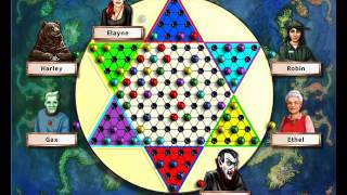 Hoyle Board Games 2002: Chinese Checkers