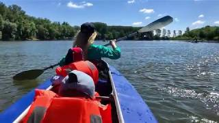 GoTransnistria kayaking tour