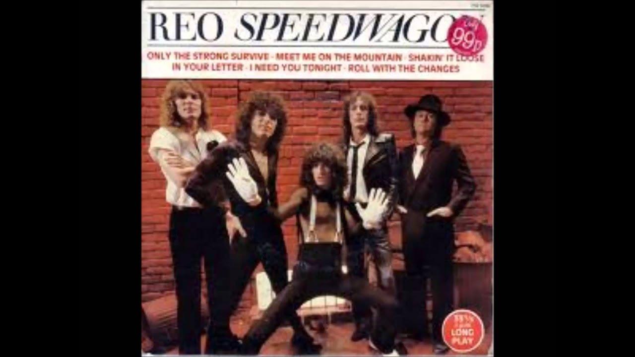 REO Speedwagon Nine Lives
