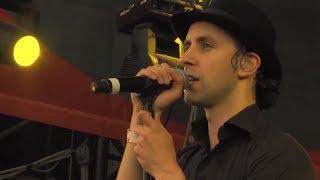 Maximo Park Live - Take Me Home @ Sziget 2012