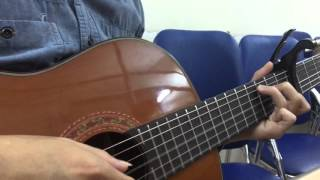 Chuyện của mùa đông - guitar