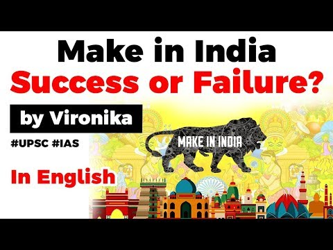 pm-modi's-make-in-india-initiative-is-a-success-or-failure?-challenges-and-solutions-explained-#upsc