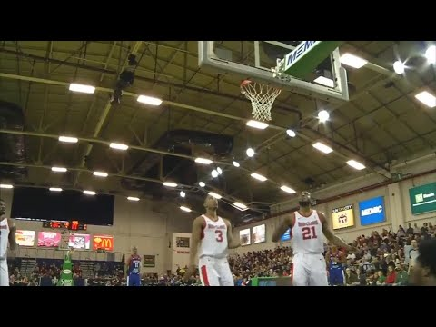 Jeremy Senglin (22 points) Highlights vs. Maine Red Claws