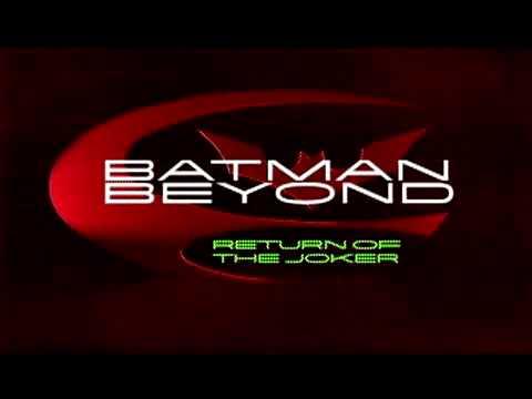 Batman Beyond - Return Of The Joker Trailer