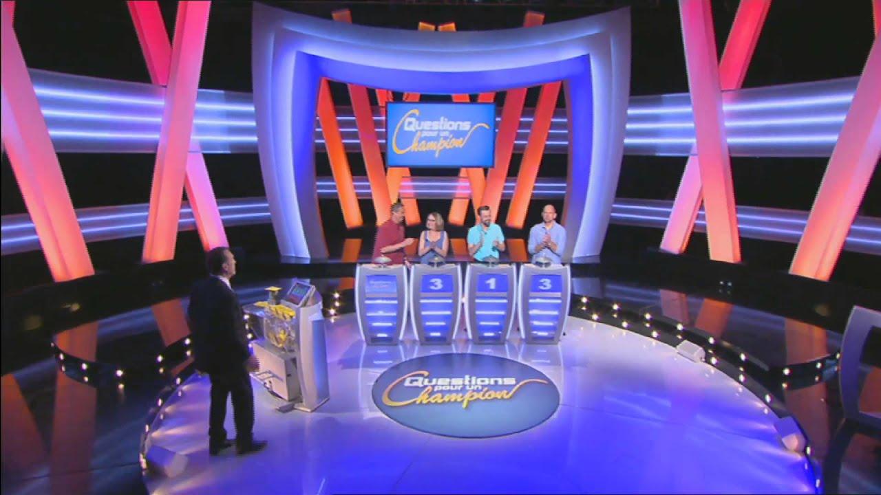 Questions Pour Un Champion Neuf Points Gagnants 28052015 Youtube