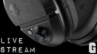 GAMESKY LIVE STREAM : Skullcandy Made One Of The Best Gaming Headsets Ever!