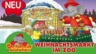 NEU: Benjamin Blümchen | Weihnachtsmarkt im Zoo (Folge 140) EXTRALANGE Hörprobe