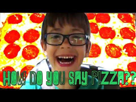 PIZZA, PISA or PEATZA?