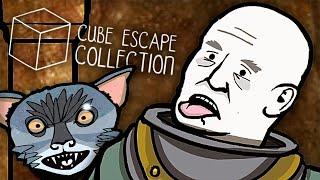 ПОСЛЕДНИЙ КУБ ► Cube Escape: The Cave #1