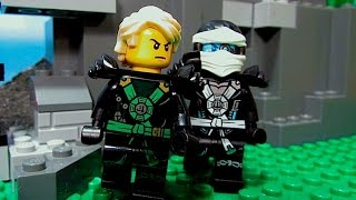 vuclip LEGO Ninjago Curse of Morro EPISODE 7 - Ghost Busting!