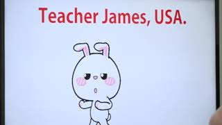 Learn English  เรียนภาษาอังกฤษ : suraphet 5301: Teacher James, USA. James 18 September 2018