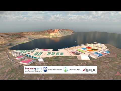 The Finnafjord Harbour Project - a New Logistic Hub in the Arctic