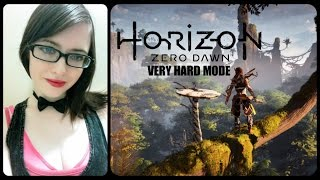 Let's Play Horizon Zero Dawn Very Hard Mode Part 11 With SailorGamer