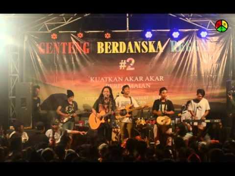 Deky New Rastaman - Reggae Punya Jamaica ( live Genteng Berdanska Reggae #2 )