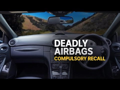 Airbag recall: Millions of Australians ordered to have deadly defects removed from cars