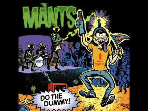 The Mants - Do The Dummy (Full Album)