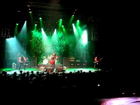 Morbid Angel@Tilburg 12-06-2011 Too Extreme!/Nevermore mp3