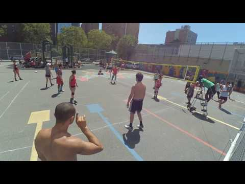 2017 - New Life Now Volleyball Tournament - Game 3