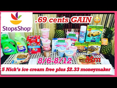 STOP AND SHOP( GIANT) COUPON DEALS HAUL (8/6-8/12) FREEBIE AND CHEAP DEALS 🔥 🔥😱 😱