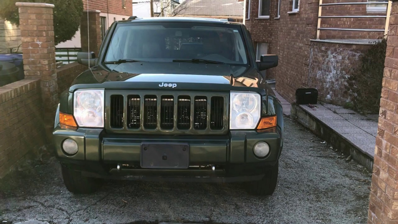 How To Replace Fog Light Bulbs On Jeep Commander