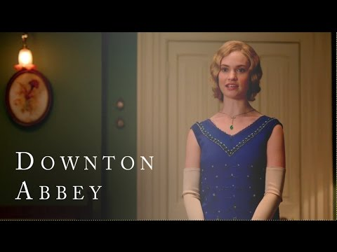 Lady Rose & Jack Ross: Part 1 | Downton Abbey | Season 4