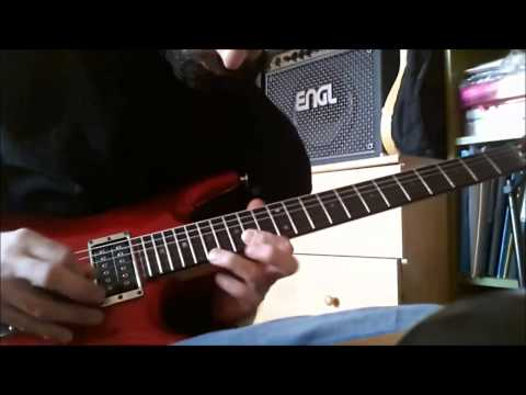 Shred Is Not Dead Guitar Contest - Sham Makdessi