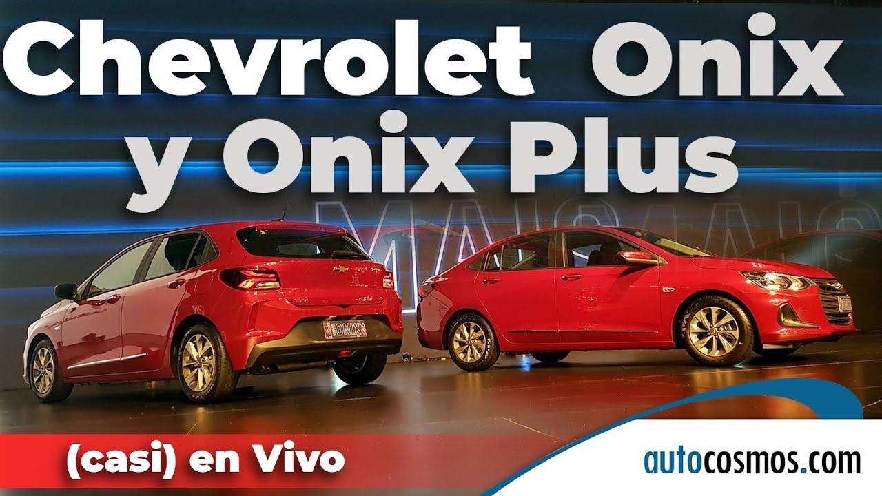 Lanzamiento Chevrolet Onix Plus Y Onix 2020 Casi En Vivo Desde Brasil Youtube