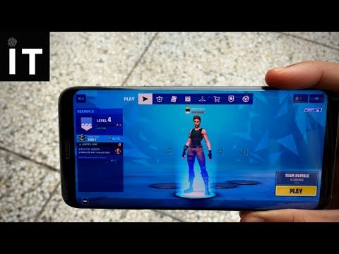 How To Download Fortnite On Any Android 2019