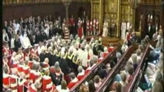 Queens speech Tue, 25 May 2010
