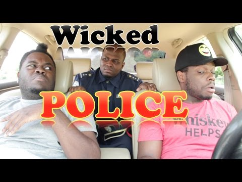 Wicked Police | Comedy Sketch | LTS TV