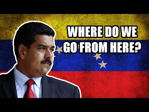 Venezuela's Failed Election: What Happened? What Now?
