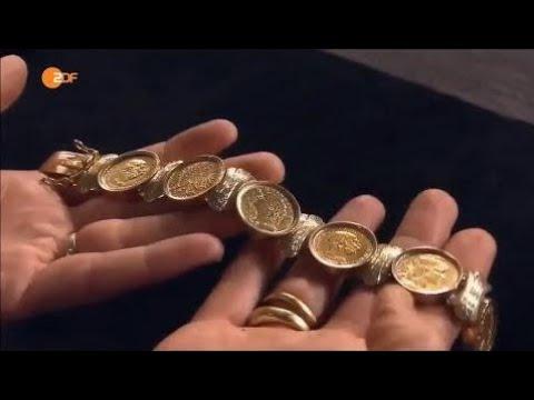 Bares Für Rares Das Armband Aus Wertvollen Münzen Um 1960 Youtube