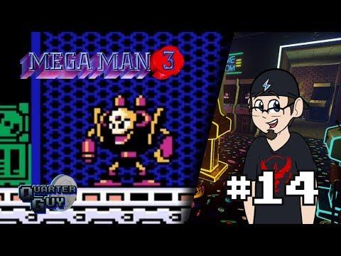 Let's Play Mega Man 3 - Road To Mega Man 11 - Part 14 - Cause This Is FILLER! Filler Night!