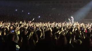 Green Day Hitchin' A Ride And When I Come Around Live In Prague, Czech Republic 22.1.2017