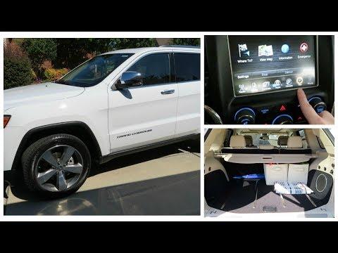 CAR ORGANIZATION & TOUR | Jeep Grand Cherokee Limited