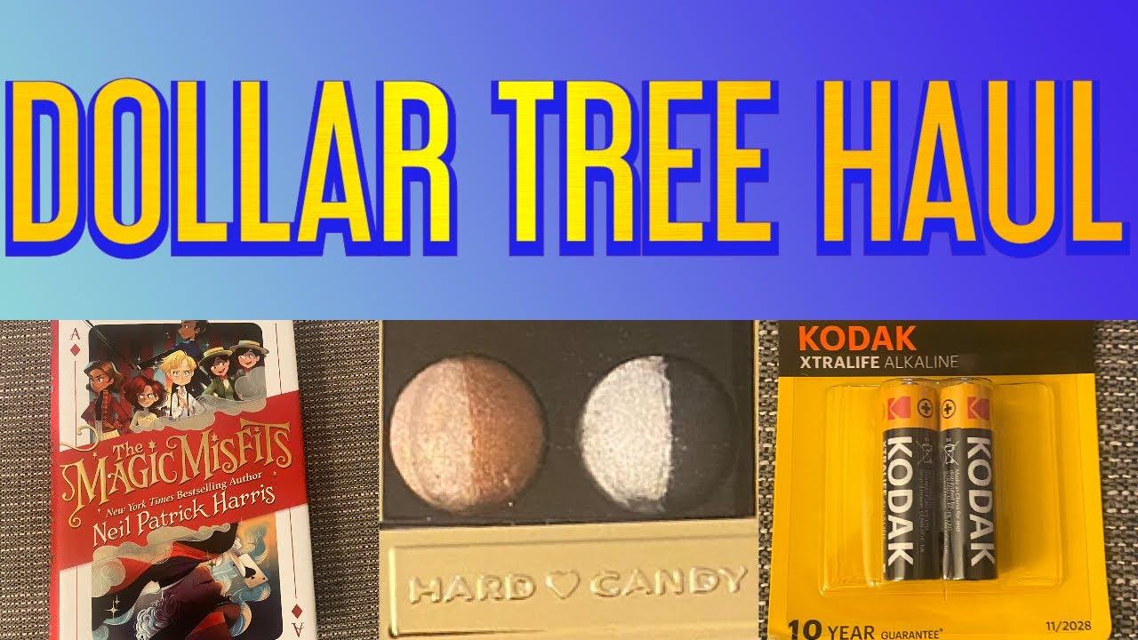 DOLLAR TREE HAUL!! Uploaded 7/10/20
